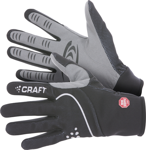 Перчатки Craft Power Elite WS black