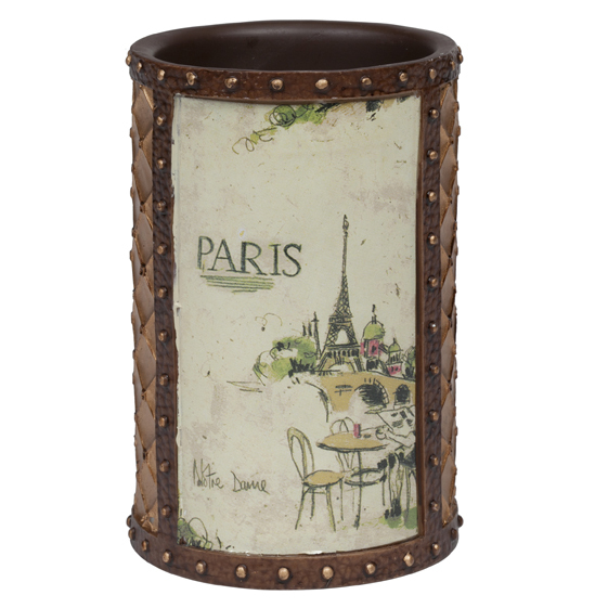 Стакан для зубной пасты I Love Paris от Creative Bath