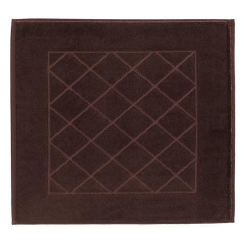 Элитный коврик для ванной Dreams dark brown от Vossen