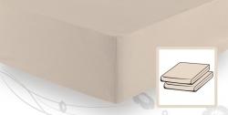 На резинке Простыня трикотажная 90-110x200 Elegante 8000 бежевая elitnaya-prostinya-na-rezinke-bezheviy-72-ot-elegante-germaniya.jpg