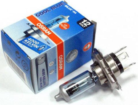 Галогенные лампы Osram H4 Cool Blue 4000K 64193 CB
