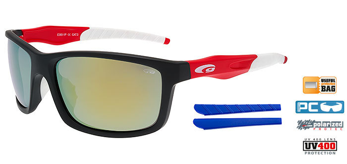Солнцезащитные очки goggle STYLO+ black