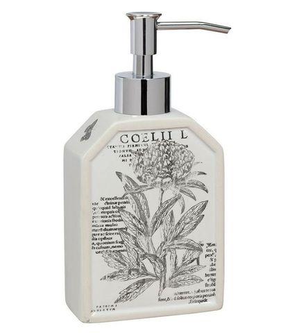 Дозатор для жидкого мыла Sketchbook от Creative Bath