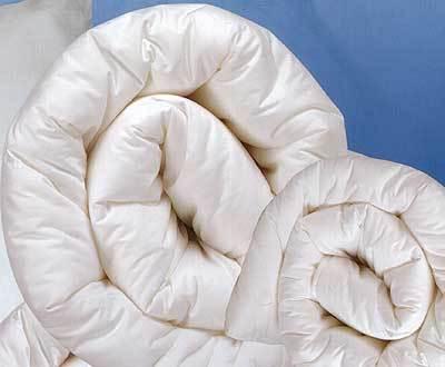 Элитное одеяло всесезонное 200х200 антиаллергенное от Caleffi