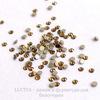 2058 Стразы Сваровски холодной фиксации Crystal Copper ss 5 (1,8-1,9 мм), 20 штук