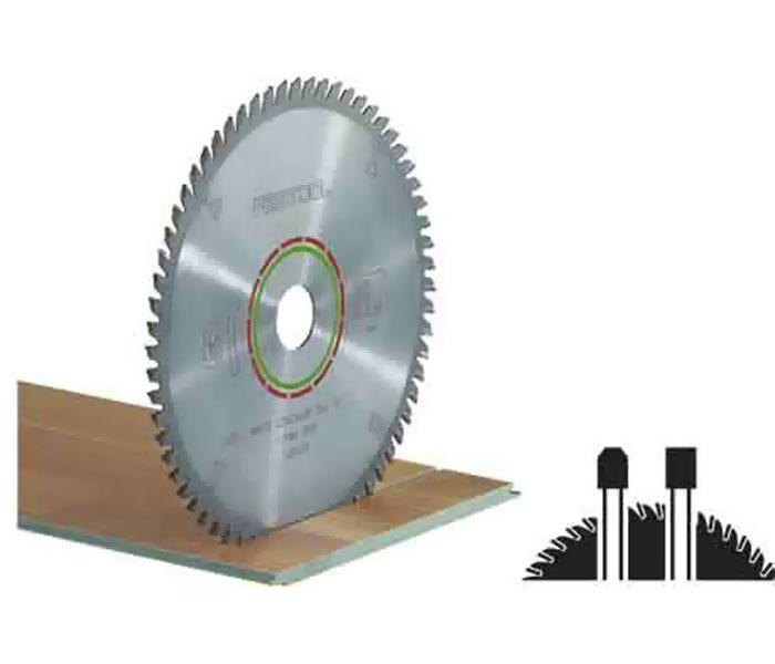 Пильный диск для ламината HW 260x2,5x30 TF 64 Festool 494606