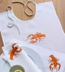 Салфетки 50x50 Eri Textile Lobster