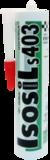 Аквариумный герметик силиконовый Isosil S403 310мл (25шт/кор)