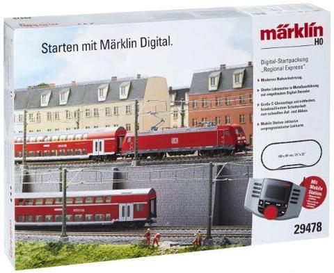 Цифровой стартовый набор MarkIin 29478