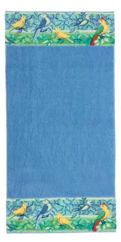 Полотенце 50x100 Feiler Manaus синее
