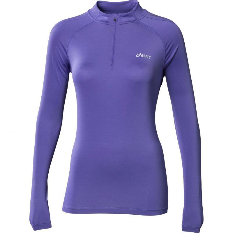 Рубашка Asics LS 1/2 Zip Top женская