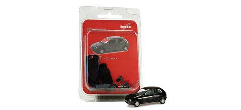 Herpa 012157-003 Мини-набор для сборки Opel Corsa B, НО