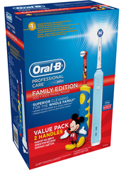Набор Oral-B Family Edition (500 D16 + Mickey D10)