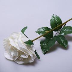 Роза белая 70 см 649462