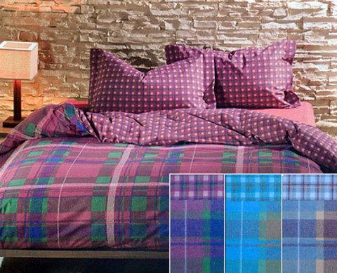 Постельное белье 2 спальное евро макси Caleffi Aspen