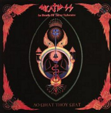 DEATH SS   DO WHAT THOU WILT  2000
