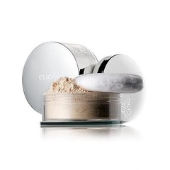 Clio Self Balancing Face Powder 30g. №1 Transparent.