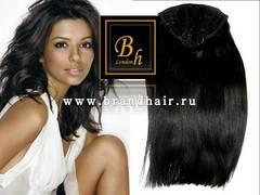 Набор волос Easy Hair-Оттенок 1-черный прямые волосы-60 CM