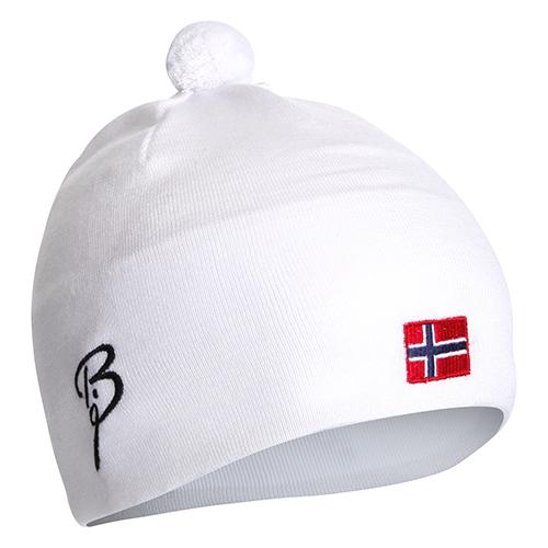 Шапка лыжная Bjorn Daehlie Classic Flag Hat white