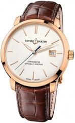 Наручные золотые часы Ulysse Nardin 8156-111-2-91 Classico