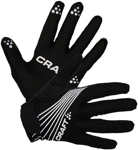 Велоперчатки Craft Control чёрные