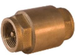 """Обратный клапан с металлическим седлом 1/2"""" Millenium"""