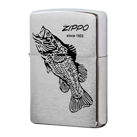 Зажигалка Zippo Black Bass (200)