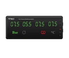 Датчики давления в шинах (TPMS) для автобусов ParkMaster TPMS 6-08 с 6-ю встраиваемыми датчиками