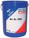 LM 50 Litho HT — Высокотемпературная смазка для ступиц подшипников (Темно-синяя)
