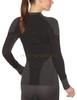 Женское термобелье рубашка крафт Warm black (1901632-9980)