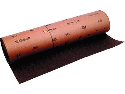 Шкурка на тканевой основе, зернистость № 5,  800 мм х 30 м (БАЗ) 75217