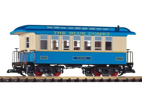 38621 Пассажирский вагон CNY