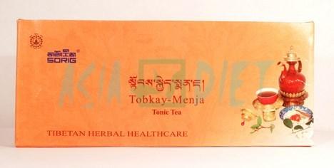 Тонизирующий чай Sorig «Tobkay-Menja»/ Tonic Tea Институт тибетской медицины и астрологии Мен-ци-кханг