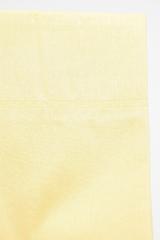 Наволочки 2шт 50х70 Caleffi Tinta Unita персиковые