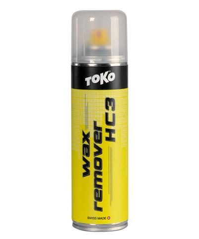 смывка мази Toko Waxremover HC3 аэрозоль, 250 мл