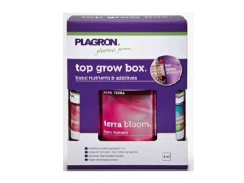 Plagron TopGrow Box Terra