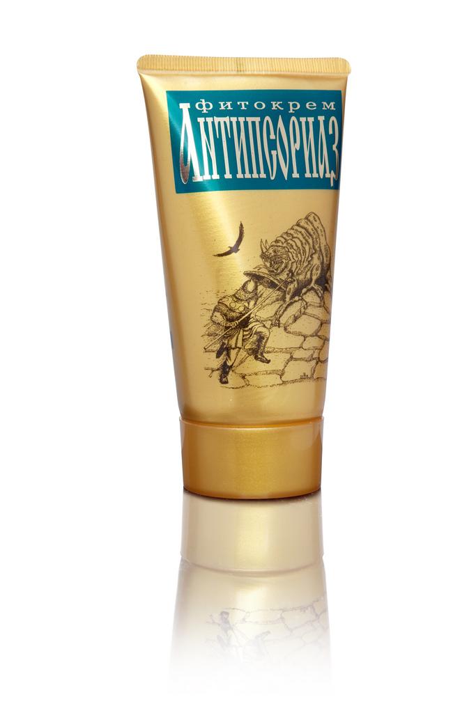 Антипсориаз фитокрем косметический 130 мл.