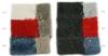 Элитный плед Micro Twice 992 grau/schwarz от Zoeppritz