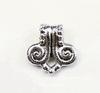 "Бейл Quest Beads ""Антик"" (цвет-античное серебро) 10х10 мм ()"