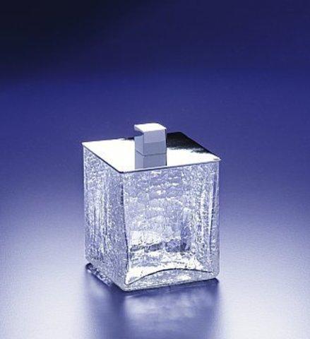 Емкость для косметики 88128CR Cracked Crystal от Windisch