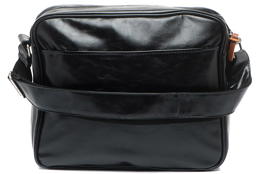 Сумка Asics Messenger Bag black