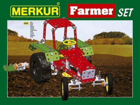Merkur М-3321 Металлический конструктор FARMER Set