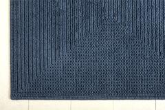Элитный коврик Soft индиго от Luxberry