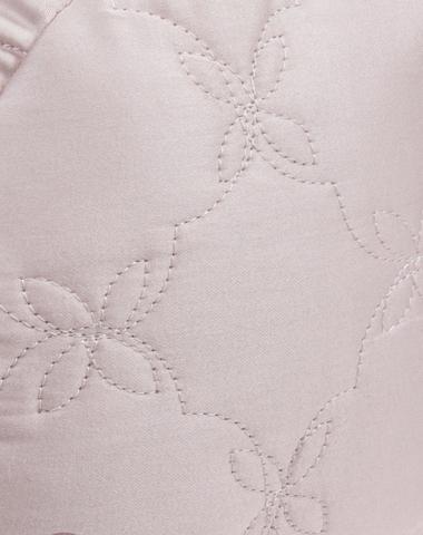 Наволочка декоративная для подушки-валика 16х40 Bovi Pearl