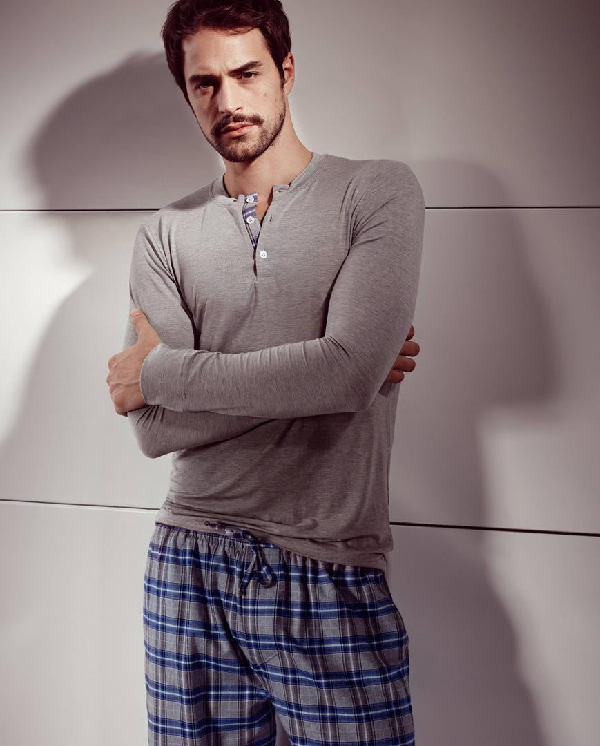 Комплект мужской домашней одежды Zimmerli (Домашние костюмы и пижамы)
