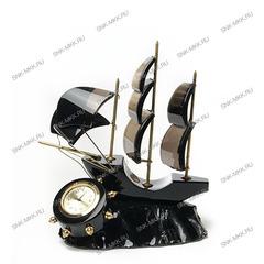 Часы Корабль парусник