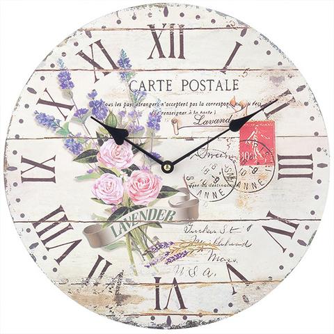 """Часы настенные """"Carte Postale"""" Time Keeper"""