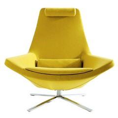 кресло  metropolitan (ткань)   by B&B Italia