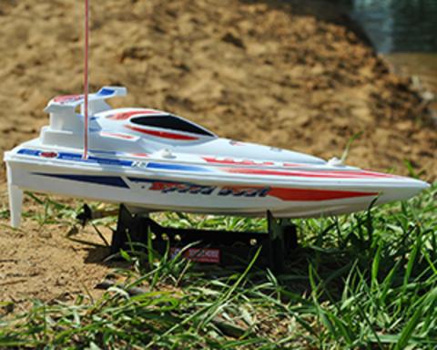 Радиоуправляемый катер Double Horse Speed Boat 7001 (код: 7001)