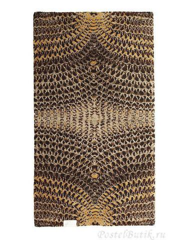 Элитный коврик для ванной Tempo 770 коричневый от Abyss & Habidecor